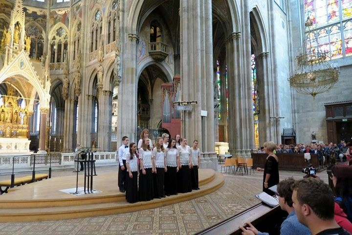 Cathedral concert in Vienna